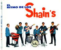 SHAINS, LOS   El Ritmo de Los Shain's (1966 Peruvian garage)CD