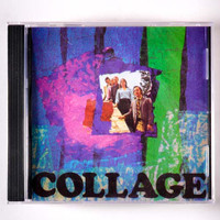 COLLAGE - ST (late 60s psych Mamas and Papas style) CD