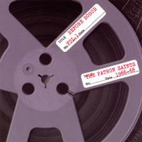 PATRON SAINTS   -Before Bohob: Vol. 1: 1966-68: Birth of a Basement Band- DBL   CD