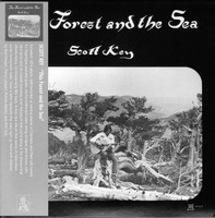 SCOTT KEY   -This Forest and the Sea (rare private press 1976 loner folk/psych)-  CD