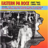 EASTERN PA  ROCK -  BARCLAY STORY PART 2 - 66-69 (60s garage)COMP CD