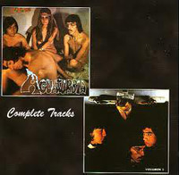 AGUATURBIA  - Complete Tracks  (1969 fuzz psych from South America)   CD