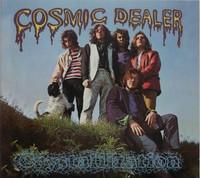 COSMIC DEALER - Crystallization (psych hard-rock) DBL CD