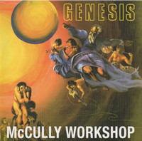 MCCULLY WORKSHOP - Genesis (S. African 60's psych/garage/beat )   CD
