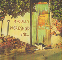 MCCULLY WORKSHOP -Inc (S. African 60's psych KINKS, YARDBIRDS, PRETTY THINGS style) SALE!   CD