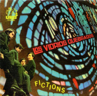 LOS VIDRIOS QUEBRADOS  Los Fictions( S. American 1967 garage punk psych )CD