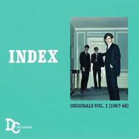 INDEX -Originals Vol. 1 (1967-68( the holy grail of psych!) LP