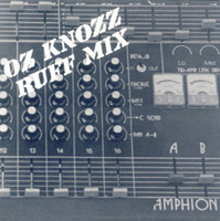 OZ KNOZZ - Ruff Mix (First legit reissue of one of the best US private press hard rock/prog LPs of the 1970s.