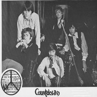 COUNTDOWN FIVE  - Complete Recordings  (Galveston's Premier 60s Psych/Garage band) DBL CD