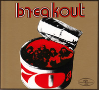 BREAKOUT   -70A (1970 Polish psych-blues legends)  CD