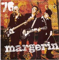 MARGERIN  -76 (french GARAGE/PUNK trio)  CD