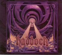 HADDOCK -ST (fuzzed out stoner rock)  CD
