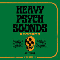 HEAVY PSYCH SOUNDS SAMPLER  VA Vol 2-   COMP CD