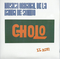 EL POLEN   -Cholo(S American 1970 trippy psych masterpiece)CD