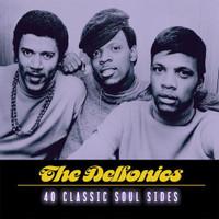 DELFONICS -40 Classic Soul Sides-  DBL CD