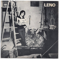 LENO   -Vida e Obra de Johnny McCartney (1971 Brazilian  Cream/ STeppenwolf style   CD