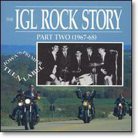 IGL ROCK STORY  -Vol 2 -Iowa's Premiere Teen Label  67-68 - COMP CD