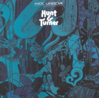 HUNT & TURNER  - Magic Landscape (1972 West Coast groove)-  CD