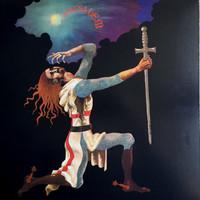 JERUSALEM  - ST (Deep Purple related heavy metal)CD