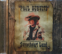 GURVITZ, PAUL -Sweetheart Land (POWER POP Americana roots) CD