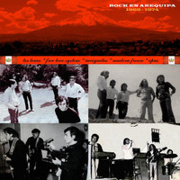ROCK EN AREQUIPA  - ST (Rare singles from  60s Peru )  COMP CD