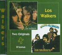 WALKERS, LOS   LOS WALKERS/ NOSOTROS  SALE! (67 garage psych from ARGENTINA )  CD