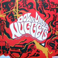 DOWN UNDER NUGGETS   -VOL 2  Orig Aussie artyfacts 65-67   COMP LP