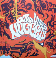 DOWN UNDER NUGGETS Vol 1 -  Orig Aussie artyfacts 65-67    COMP LP