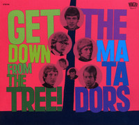 MATADORS - GET DOWN FROM THE TREE(rare Czech 60s beat psych 66-68!) CD