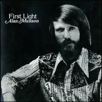 MUNSON, ALAN - FIRST LIGHT (70s psych rock) CD