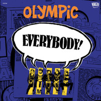OLYMPIC  - EVERYBODY! (1965-68 Czech beat)CD