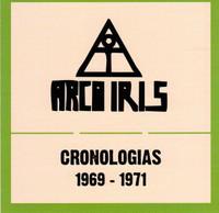 ARCO IRIS  - Cronologias (Argentine 67-70 rock  rock)CD