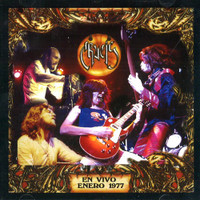 CRUCIS  -En Vivo Enero 1977 (Blistering live material) CD