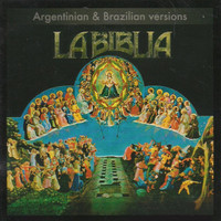 LA BIBLIA  Opera Rock (Argentine version from 1974 + Brazilian version from 1977-  CD