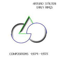 STALTERI,ARTURO   -Early Rings: Compositions 1974-1975 (Dark weirdness) -  CD