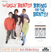 UGLY BEATS-Bring on the Beats  (AUSTIN TEXAS jangly garage pop ) CD