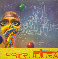 ESTRUCTURA   - Mas alla de tu Mente  (FIRST Venezuelan prog rock from 1977 )SALE!  CD