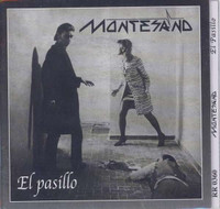 MONTESANO -El Pasillo (1982 Argentine prog) SALE! CD