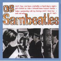 OS SAMBEATLES  - (MANFREDO FEST) S/T (rare 1966 take on BEATLES songs!) CD