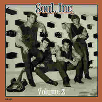 SOUL INC   - Vol 2(unrel. rock and psych tracks ) LAST COPIES!CD