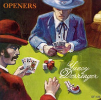 YANCY DERRINGER   -Openers  (1974 ACID ROCK  w Weedburner ) CD