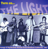 LIGHT  -Turn on the (1967 psych) CD