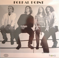 FOLKAL POINT  - ST  (70s RARITY) LP