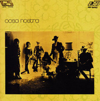 COSA NOSTRA - ST (1971 rare Latin psych funk) CD