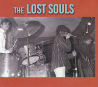 LOST SOULS  - ST  (mid 60s unknown U.S. Brit Invasion/psych)  CD