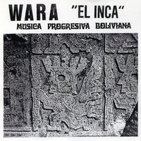 WARA - El Inca   (strange Bolivian hard psych 1972)  CD