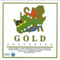 SA Rock Gold  -VA-(Cream of South Africa's rock 70s-90s 59 track TRIPLE CD!   COMP CD