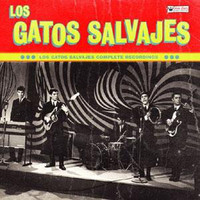 LOS GATOS SALVAJES-Complete recordings   -Argentine 60s psych garage   CD