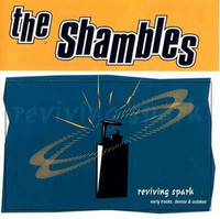 SHAMBLES -REviving Spark (1996 Mod power Pop) CD