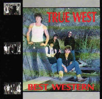 TRUE WEST-Best Western   80s Paisley Underground LIVE,UNRELEASED,RARE RECORDINGS)  CD